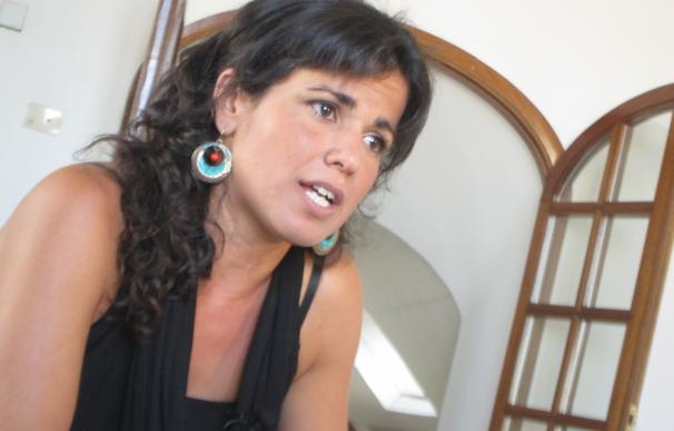 """Teresa Rodríguez teme que Podemos sufra el mismo """"temblor de piernas"""" que ha padecido Tsipras"""