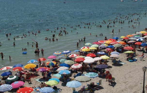La ocupación hotelera en la Costa Cálida en agosto podría llegar al 95%