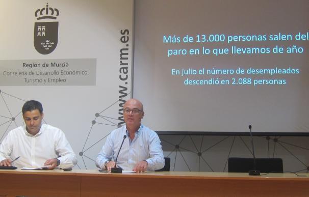 """Murcia logra cifras de julio de 2009 y registra """"el mejor verano de los últimos años"""""""