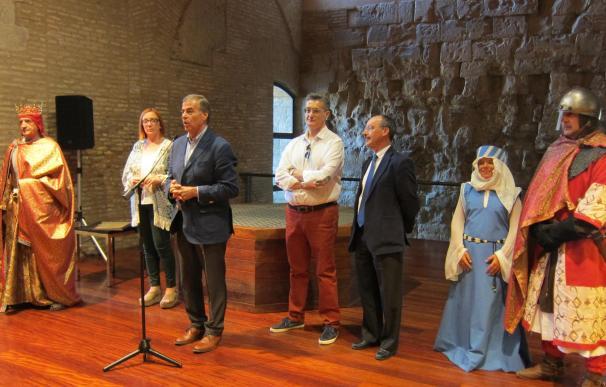 Barbastro celebra del 12 al 14 de agosto la recreación histórica de los esponsales de la Reina Petronila