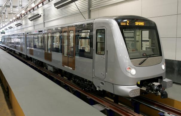 CAF se adjudica por 353 millones el suministro de 43 unidades para el Metro de Bruselas