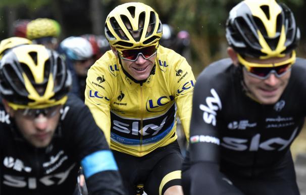 Froome busca un doblete en la Vuelta ante Nairo Quintana y Valverde