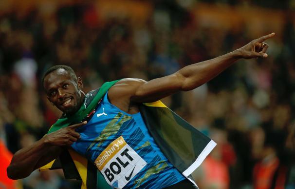 El duelo entre Bolt y Gatlin acapara los focos en el Mundial de Pekín