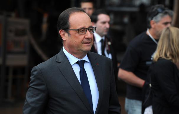 Francois Hollande condena el ataque