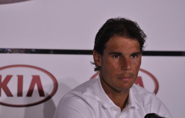 """Nadal: """"Jugaré con mi antigua raqueta hasta que tenga tiempo de entrenar bien con la otra"""""""
