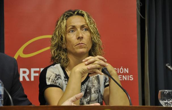 """Gala León: """"Dimitiría si creyera que los jugadores vendrían ahora mismo a la Davis"""""""