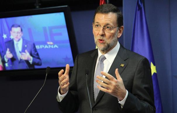 Rajoy no comenta las palabras de Sarkozy y sólo espera la disolución de ETA