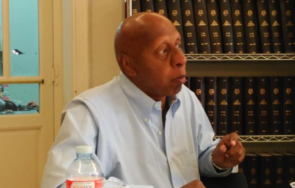 La Embajada de España hizo una visita humanitaria al disidente Guillermo Fariñas