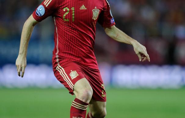 Silva, guía de España ante Bielorrusia.