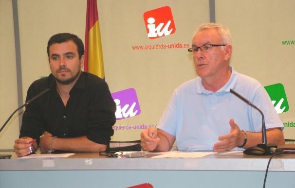 IU ratificará este domingo su propuesta de unidad popular para las generales y zanjará la crisis con IUCM