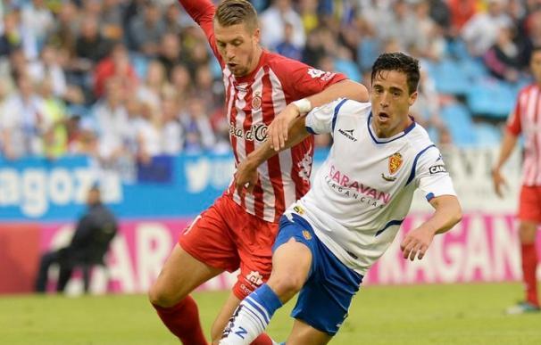 El Zaragoza jugará la final contra Las Palmas.