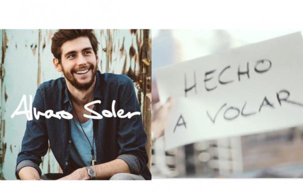 Una falta de ortografía se cuela en un 'lyric video' oficial del cantante Álvaro Soler