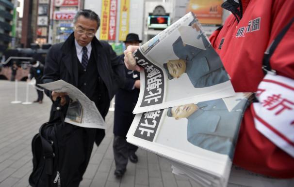 Miles de personas demandan al diario Asahi por sus artículos de esclavas sexuales