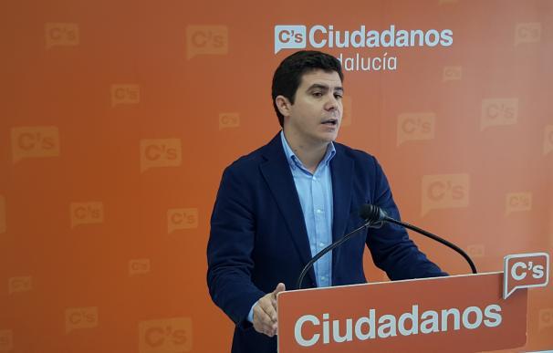 """C's no ve que el acercamiento del PP-A afecte al pacto con PSOE-A, ni que sea para presionar a Díaz, que es """"mayorcita"""""""