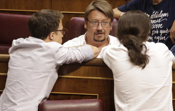 """En Comú reprocha a Rajoy un discurso tecnócrata que sólo concreta para lanzar un """"ataque brutal"""" a Cataluña"""