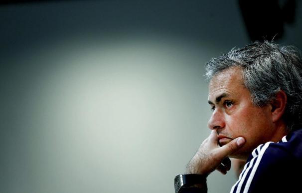 Mourinho no sabe quién es el topo del Real Madrid
