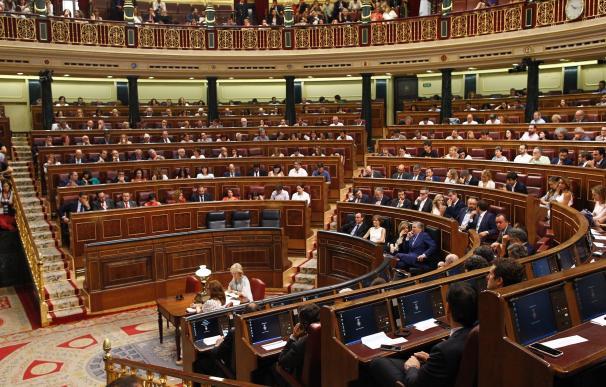 Menor representación institucional en la investidura de Rajoy y más de 600 periodistas
