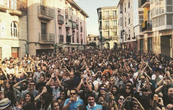 """16 años de Ebrovisión: de ser """"los raros del pueblo"""" a reunir a 18.000 personas por año"""