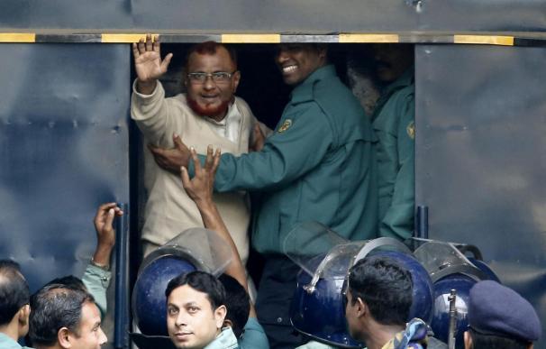 Condenado a muerte un líder islamista de Bangladesh por crímenes de guerra