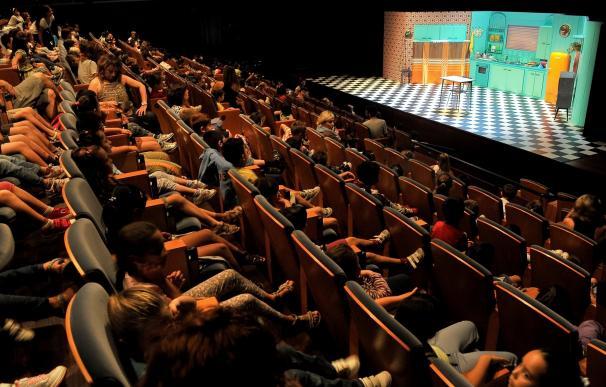 Más de 11.400 alumnos participan en los conciertos organizados por la Fundación Cajasol y La Caixa