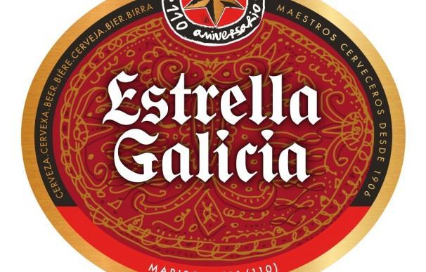 Más de 50 artistas como Mariscal rediseñan las etiquetas de Estrella Galicia para celebrar su 110º aniversario
