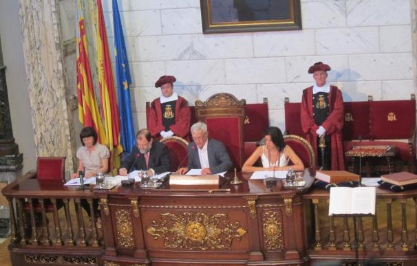 Ribó (Compromís), nuevo alcalde de Valencia con el apoyo del PSPV y de València en Comú