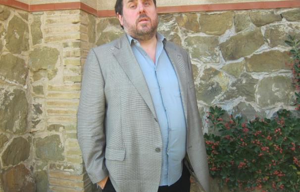 Oriol Junqueras, elegido alcalde de Sant Vicenç dels Horts sin el apoyo de CiU