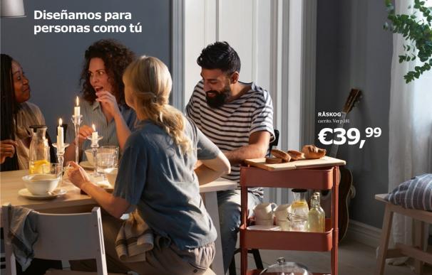"""Ikea reparte 10 millones de catálogos en la Península para ofrecer buen diseño a """"precios bajos asequibles"""""""