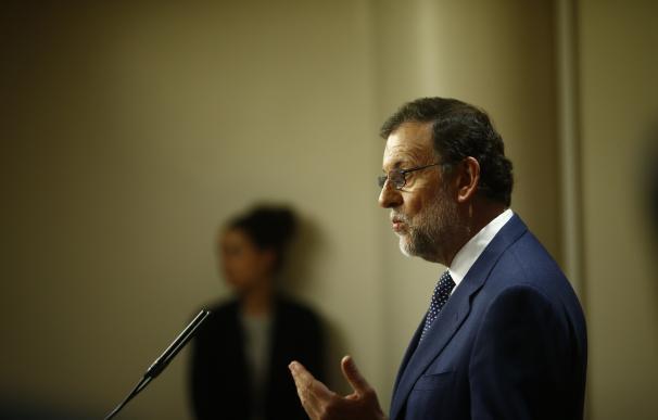 Rajoy se enfrenta mañana a una investidura fallida, de la que responsabilizará al PSOE
