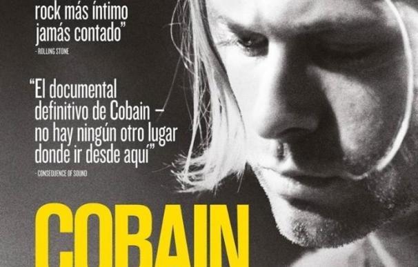 El documental sobre Kurt Cobain se editará en DVD y Blu-Ray el 26 de junio