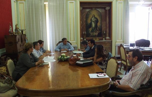 Los bomberos de Cuenca harán intervenciones fuera del término municipal cuando el aviso venga del jefe de 'Cuenca 112'