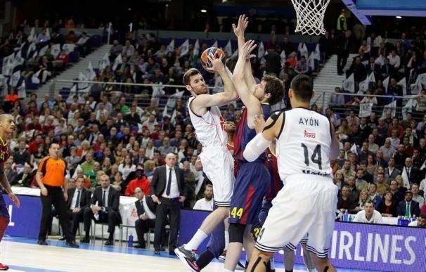 Rudy Fernández, MVP del mes de febrero en la Euroliga