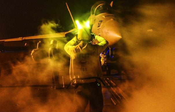 La coalición bombardea 15 objetivos del Estado Islámico en Siria e Irak