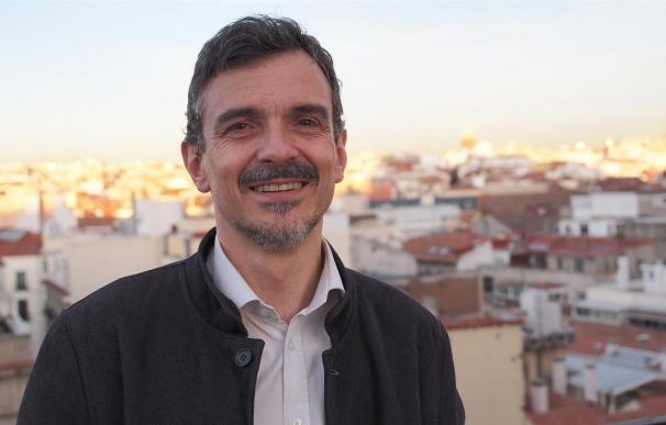 El futuro portavoz de Podemos en la Asamblea de Madrid, José Manuel López.