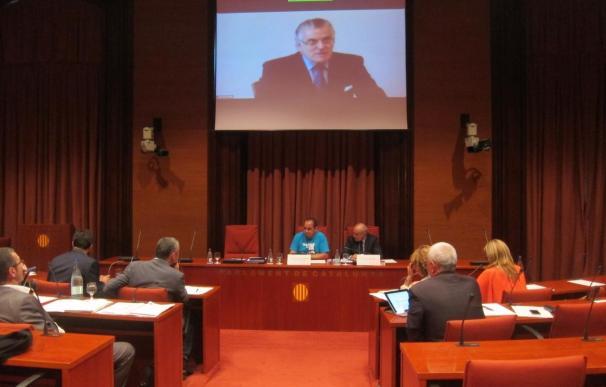 Bárcenas se niega a declarar en el Parlament escudándose en su derecho de defensa