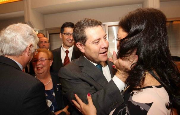 PSOE y Podemos alcanzan un acuerdo para la investidura de García-Page como presidente de Castilla-La Mancha