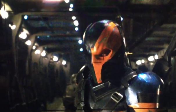 ¿Ha desvelado Ben Affleck la presencia de Deathstroke en 'La Liga de la Justicia'?