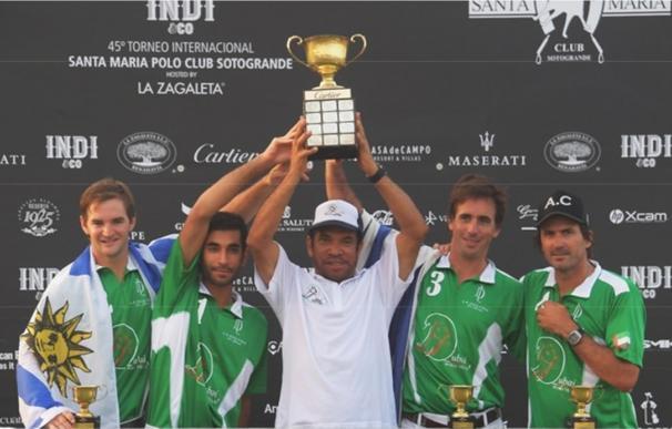 El Dubai Polo Team se adjudica la Copa de Oro Cartier del Torneo Internacional de Sotogrande