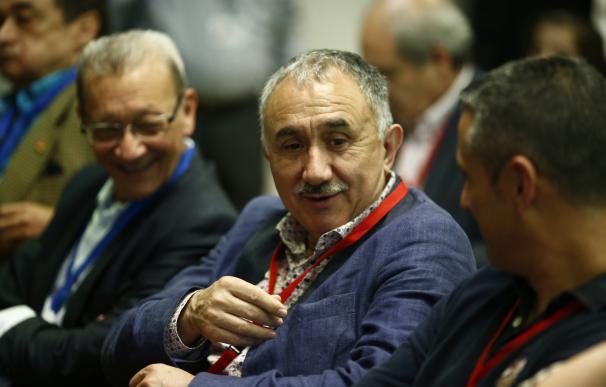 """UGT considera que el acuerdo entre PP y Ciudadanos supone """"proseguir con la austeridad"""""""