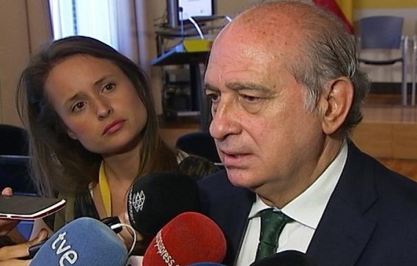 El ministro de Interior, Jorge Fernández Díaz (archivo).