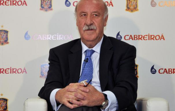 """Del Bosque: """"Las futbolistas no han utilizado el cauce adecuado"""""""