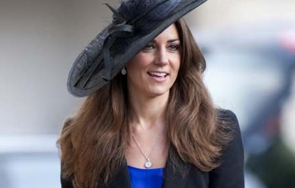 La duquesa Catalina es la más guapa de 2011