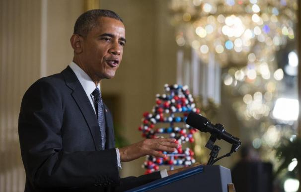 Obama busca más gasto público en el presupuesto 2016 pese al rechazo republicano