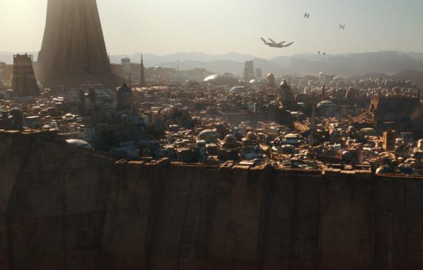 'Rogue One: Una historia de Star Wars' revela detalles de Jedha, el planeta sagrado