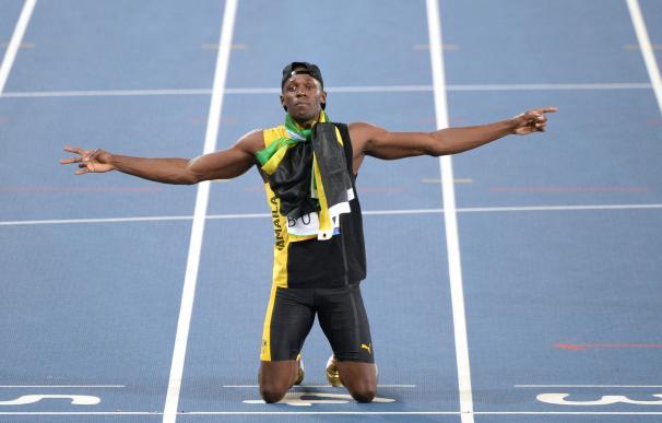 Usain Bolt, el hombre más rapido de la historia, ya tiene nueve oros olímpicos