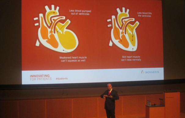La mortalidad por insuficiencia cardiaca es entre dos y tres veces más que la de todos los cánceres avanzados juntos