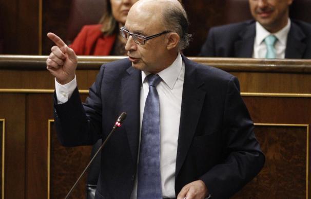 """Montoro: """"Las pensiones públicas están garantizadas por el Estado"""""""
