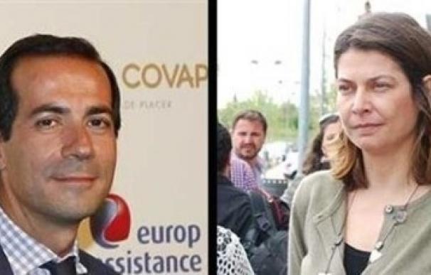 Victoria y Figar dimiten tras su imputación para facilitar el Gobierno a Cifuentes