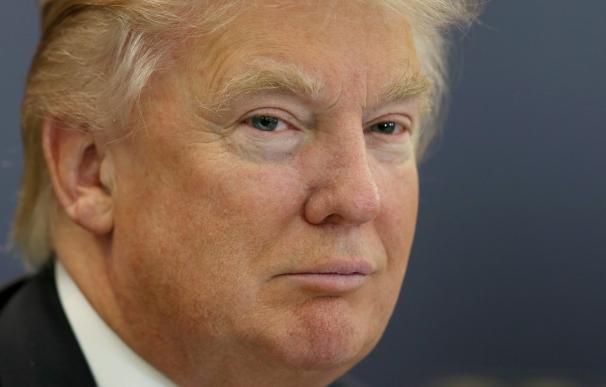El magnate americano Donald Trump