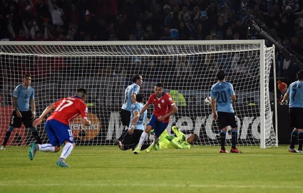 Chile, a semifinales